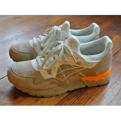 Asics Gel Lyte V Lux Pack Sand productafbeelding