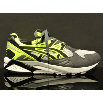 Asics Gel Kayano Trainer Soft Grey/black productafbeelding
