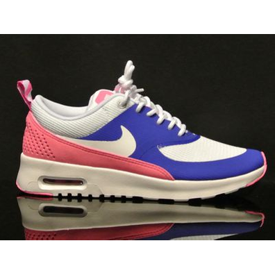 Nike Wmns Air Max Thea Gm Royal/white-pnk Glw-wlf Gry productafbeelding