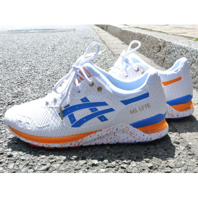 Asics Gel-Lyte Evo Olympic Team NL White Blue-EUR 40.5 | US 7.5 | UK 6.5 | CM 25.5 productafbeelding
