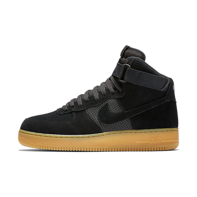 Nike Air Force 1 High '07 Lv8 Black/black-gum Light Brown-white productafbeelding