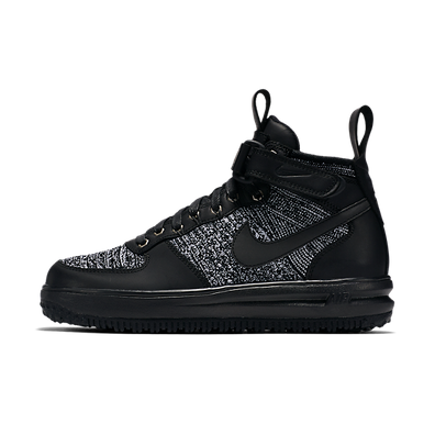 Nike Wmns Lf1 Flyknit Workboot Black/black-white-cool Grey productafbeelding