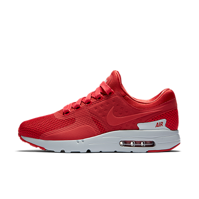 Nike Air Max Zero Premium Gym Red/gym Red-wolf Grey-white productafbeelding