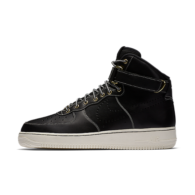 Nike Air Force 1 High '07 Lv8 Wb Black/black-sail productafbeelding