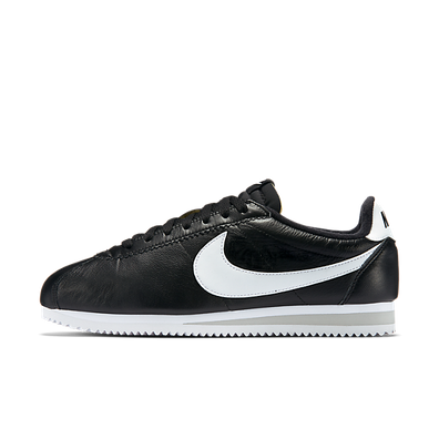 Nike Classic Cortez Premium Black/white-neutral Grey productafbeelding
