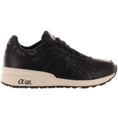 Asics GT-II Leather Black/Black productafbeelding