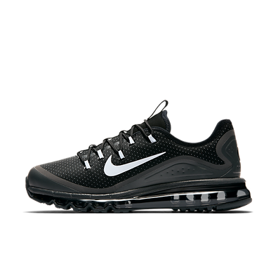 Nike Air Max More Black/white-wolf Grey-anthracite productafbeelding