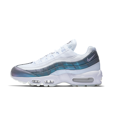 Nike Air Max 95 PRM Color Shift Glacier Blue/Palest Purple-White-Stealth productafbeelding
