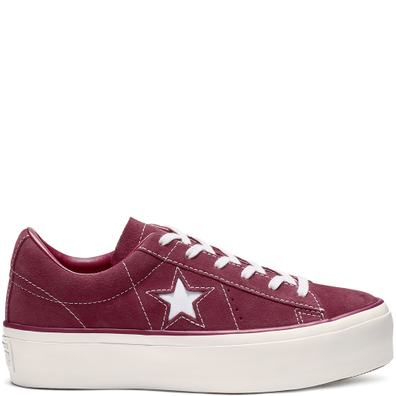 One Star Platform Low Top productafbeelding