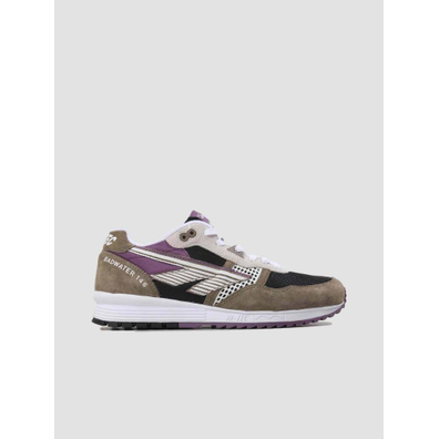 Hi-Tec HTS Badwater 146 ABC Suede Tan Black Purple 6780-041 productafbeelding