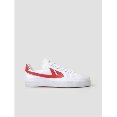 Warrior WB-1 White Red productafbeelding