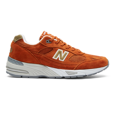 New Balance M991SE - Burnt Orange - Made In UK productafbeelding