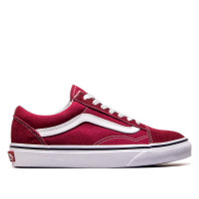 Vans Old Skool Rumba Red White productafbeelding