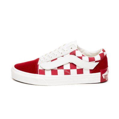 Vans Vault x Purlicue OG Old Skool LX *Year Of The Pig* (Racing Red / productafbeelding