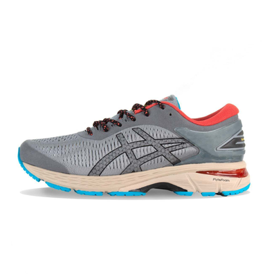 Asics Gel Kayano 25 RE Stone Grey / Black productafbeelding