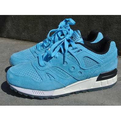 Saucony Grid SD No Chill Pack Light Blue productafbeelding