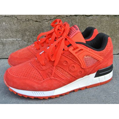 Saucony Grid SD No Chill Pack Red productafbeelding