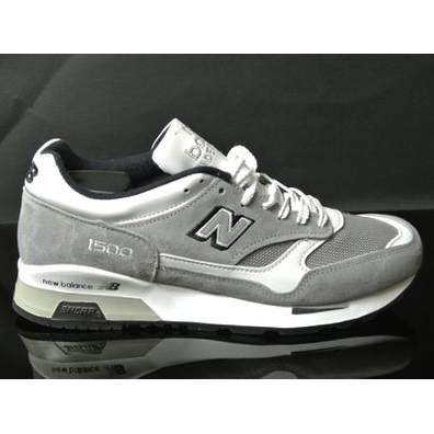 New Balance M1500 Suede Grey productafbeelding