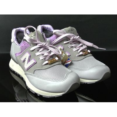 New Balance W576 Ladies Race Day Grey/pink productafbeelding