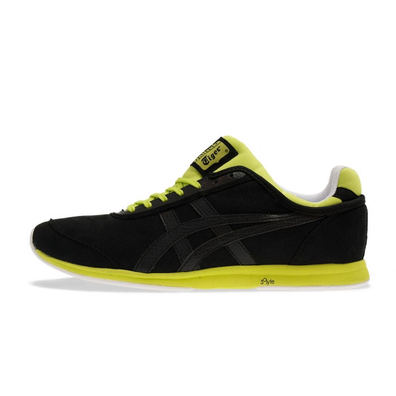 Onitsuka Tiger Golden Spark Black/bright Green productafbeelding