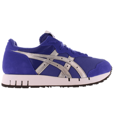 Onitsuka Tiger Men's X-Caliber Lace-Up Fashion Sneaker, Blue/Silver productafbeelding