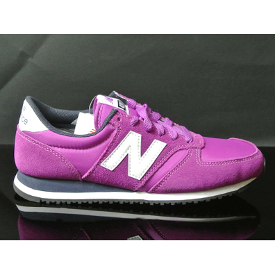 New Balance U420 Purple/black productafbeelding