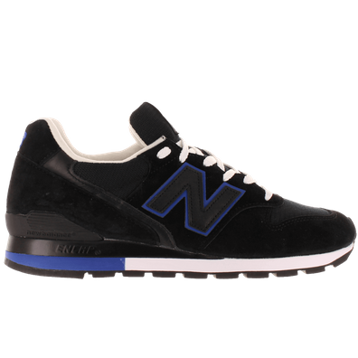 New Balance M996 Black/blue productafbeelding