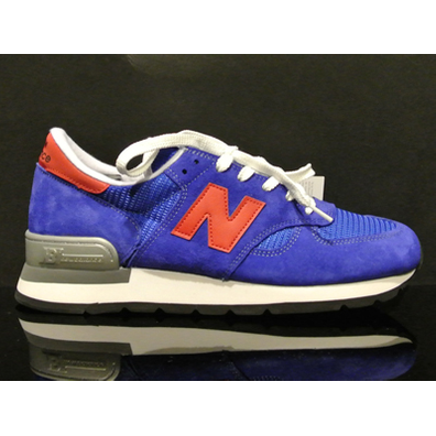 New Balance M990 Blue productafbeelding