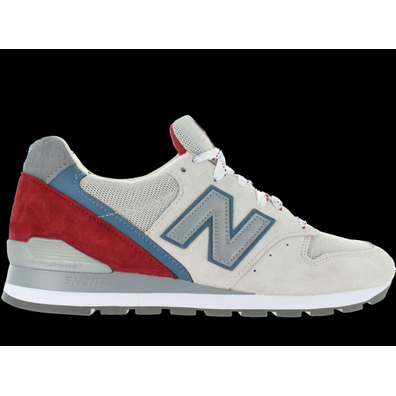 New Balance M996 Beige/red/blue productafbeelding