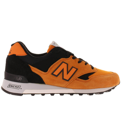 New Balance M577 Orange Black productafbeelding