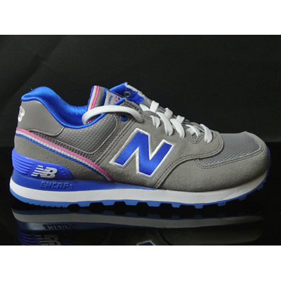 357241-50-12 New Balance Wl575 Classic Traditionnels Grey productafbeelding