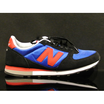 New Balance U430 Black/blue productafbeelding