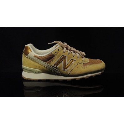 New Balance Wr996 Pig Suede Mesh Kelp productafbeelding