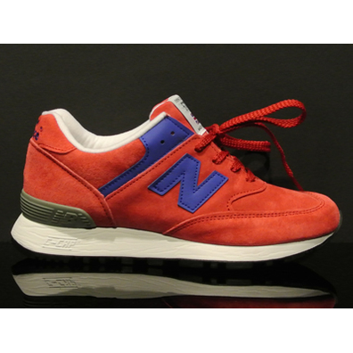 New Balance W576 Red/blue productafbeelding
