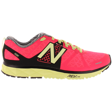 413771-50-13 New Balance Women  Pink Yellow productafbeelding