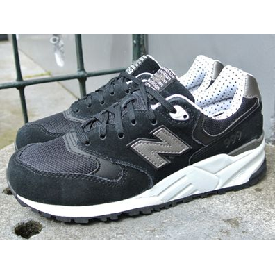450691-50 8 New Balance Women WL999 Black productafbeelding