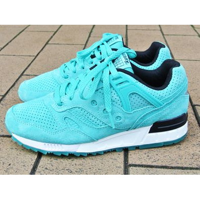Saucony Grid SD No Chill Pack Light Green productafbeelding