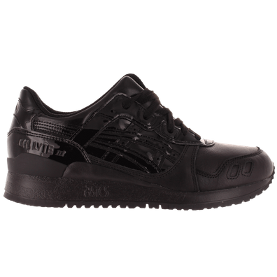 Gel-Lyte III Patent Pack All Black Black/Black productafbeelding