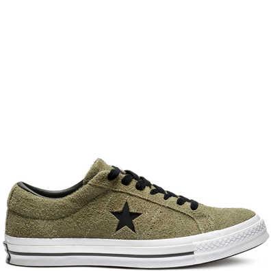 One Star Dark Star Vintage Suede Low Top productafbeelding