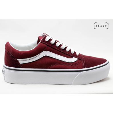 Vans Oldskool Platform 'Port Royal' productafbeelding