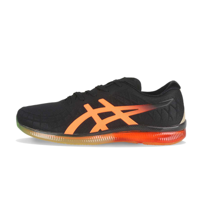 Asics Gel Quantum Infinity Black / Shocking Orange productafbeelding