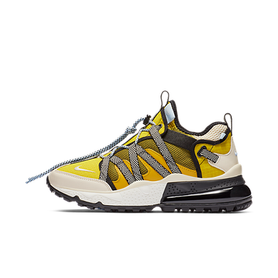 Nike Air Max 270 Bowfin Dark Citron Light Cream Bright Citron productafbeelding