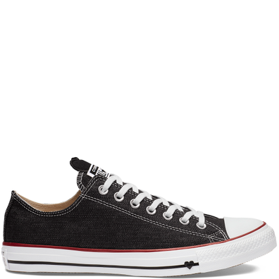 Chuck Taylor All Star Denim Love Low Top productafbeelding