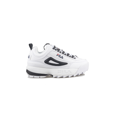 Fila Disruptor CB Low White / Black productafbeelding