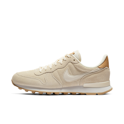 Nike Wmns Internationalist PRM (Pale Ivory / Pale Ivory - Summit White productafbeelding
