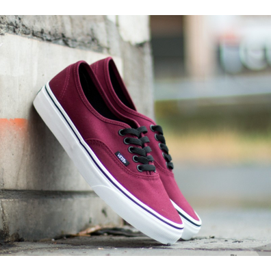 Vans Authentic Port Royale/Black productafbeelding