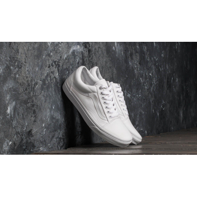 Vans Old Skool True White productafbeelding
