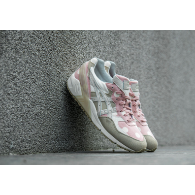 "Asics Gel-Sight ""Japanese Denim"" Latte/ Cream productafbeelding"