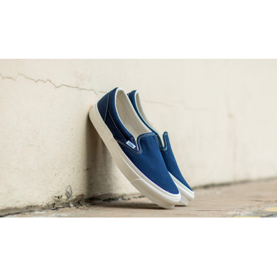Vans OG Classic Slip-On Canvas Peacoat productafbeelding