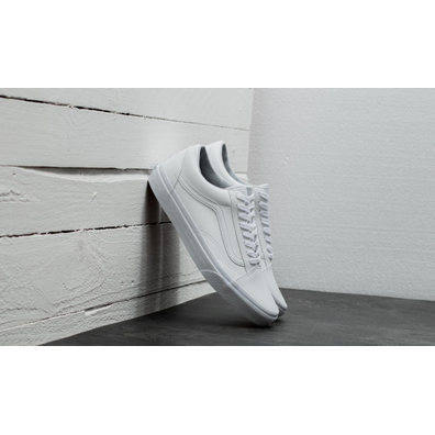 Vans Old Skool (Classic Tumble) True White productafbeelding